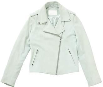 Gant Green Leather Jackets