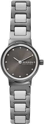 Skagen Freja Two-Tone Stainless Steel Watch