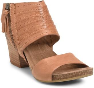Sofft Milan II Block Heel Sandal