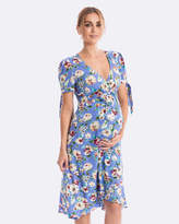 Mia Maternity & Nursing Dress