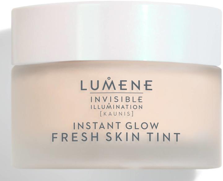 Lumene Invisible Illumination [KAUNIS] Instant Glow Fresh Skin Tint Universal 30ml (Various Shades) - Medium