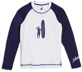 Johnnie-O Boys' Huntington Rash Guard - Little Kid, Big Kid