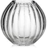 "William Yeoward Crystal ""Inez"" Spherical Vase, 9"""