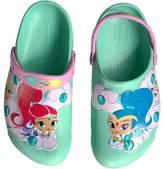 Crocs Fun Lab Shimmer Shine Lights Clog Girls Shoes