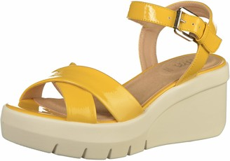 Geox Girl's D Torrence B Flatform Sandals