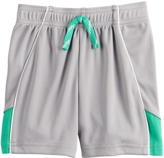 Baby Boy Jumping Beans Piped Active Shorts