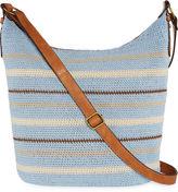 ST. JOHN'S BAY St. John's Bay Tia Crochet Hobo Bag