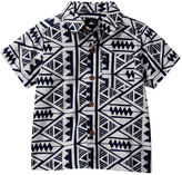 Quiksilver Kaulana Short Sleeve Shirt (Toddler Boys)