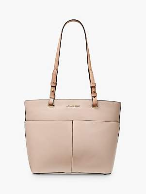 Michael Kors MICHAEL Bedford Leather Pocket Tote Bag
