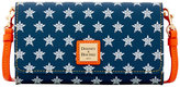 Dooney & Bourke Houston Astros Daphne Crossbody Wallet