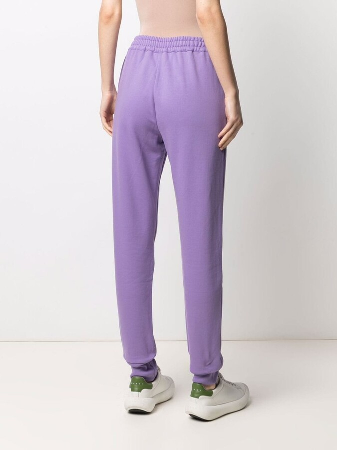 Thumbnail for your product : Paul Smith Logo-Patch Track Pants