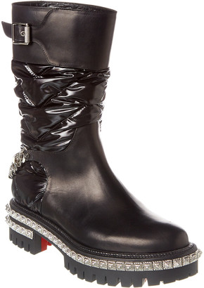 Christian Louboutin Leather Boot