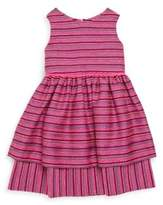 Oscar de la Renta Toddler's, Little Girl's & Girl's Tweed Dress