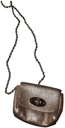 Mulberry Lily Metallic Leather Handbags