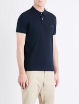 Tommy Hilfiger Luxury slim-fit cotton-piqué polo shirt
