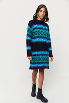 UO Intarsia Sweater Dress