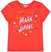 Marc Jacobs Children Girls Gem Logo T Shirt
