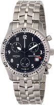 Revue Thommen Men's 16001.9197 Airspeed Chronograph Quartz Dial Watch