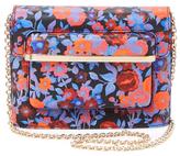Mary Katrantzou MVK Mini Floral Leather Clutch