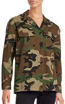 Rag & Bone Irving Army Shirt