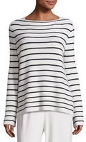 The Row Striped Knit Top