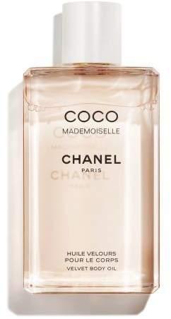 Chanel CHANEL COCO MADEMOISELLE Velvet Body Oil Spray