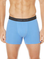 Perry Ellis 3 Pack Solid 1x1 Rib Boxer Brief
