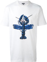 Lanvin printed T-shirt - men - Cotton - XS