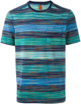 Missoni striped T-shirt - men - Cotton - L