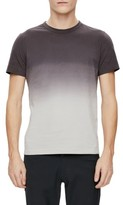 Theory Men's Gaskell Dip Dye Ombre T-Shirt