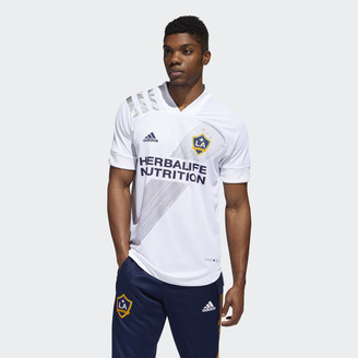 adidas LA Galaxy Home Authentic Jersey