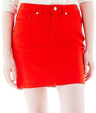 Joe Fresh Joe FreshTM Denim Mini Skirt