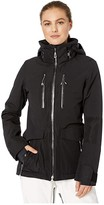 Obermeyer Clara Jacket (Black) Women's Clothing