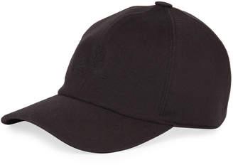 Loro Piana Storm System Cashmere Baseball Hat