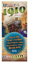 Asmodee Ticket to Ride USA 1910 Strategy Board Game