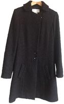 Chloé Black Wool Coat