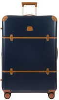 Bric's Men's Bellagio 2.0 32 Inch Rolling Spinner Suitcase - Blue