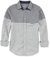 Arizona Long-Sleeve Woven Shirt - Boys 8-20 and Husky