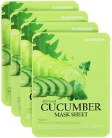 Forever 21 Cucumber Mask Sheet Set