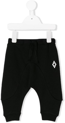 Marcelo Burlon County of Milan Kids logo track pants