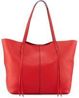Rebecca Minkoff Medium Unlined Whipstitch Tote Bag
