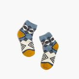 Madewell Diamond Carpet Ankle Socks