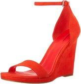 Aldo Women's Elley High Heel 2 Piece Wedge Sandal
