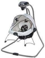 Graco ; DuetConnect DLX Swing and Bouncer