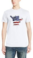 Quiksilver Men's Brah Usa T-Shirt