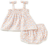 Jessica Simpson Baby Girls Newborn-9 Months Floral Printed Sundress