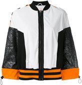 NO KA 'OI No Ka' Oi - Nau sports jacket - women - Nylon/Polyester/Acetate/Spandex/Elastane - XS