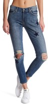 Genetic Los Angeles Parker Distressed Relaxed Fit Skinny Jeans