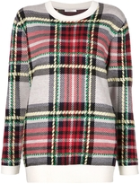 Chloé Checked Sweater