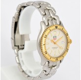 Tag Heuer S/el S95.813M Stainless Steel & Gold Plated Quartz 34mm Mens Watch
